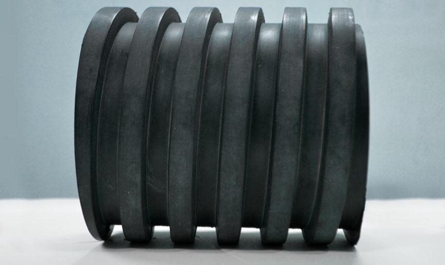 spiral disk return roller